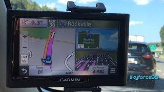Garmin Nuvi 57LM GPS Review