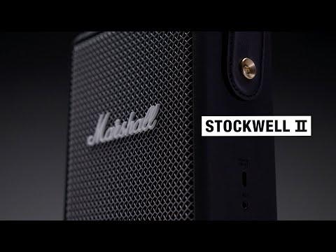 Marshall - Stockwell II Portable Speaker - Full Overview