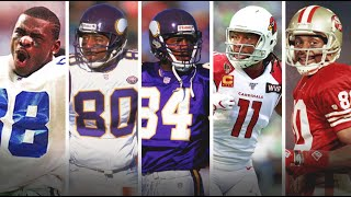 Top 10 receivers of All-Time (Part 2)
