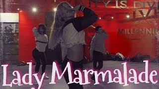 Sage Rosen/Christina Aguilera - Lady Marmalade | Choreography by Janelle Ginestra