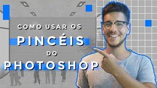 Como usar PINCÉIS DE PHOTOSHOP para Arquitetura
