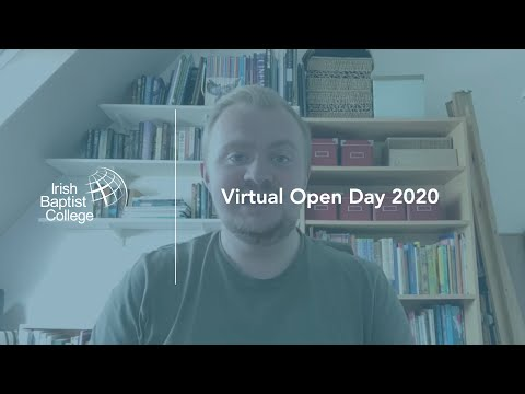 IBC Video: Virtual Open Day // Benjamin McKay - Student
