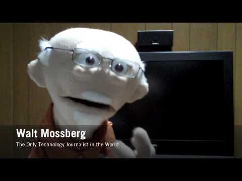 """Walt Mosspuppet: """"Gizmodo Makes Me Want To Vomit In My Mouth!"""""""
