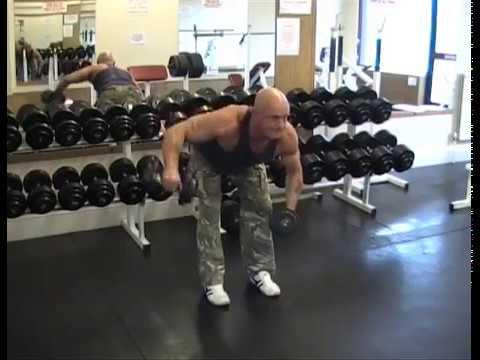 Alternate Bent Over Dumbbell Reverse Fly Video Exercise Guide & Tips   Muscle & Strength