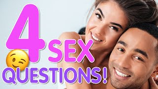 4 Sex Questions Your Man Wants You To Ask Him This Valentines Day