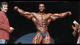 Paul Dillet's Best Physique