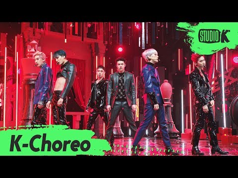 [K-Choreo 8K] 엑소 직캠 'Obsession' (EXO Choreography) L @MusicBank 191206