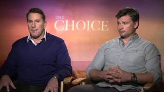 The Choice | ScreenSlam Interview (28.01.16)