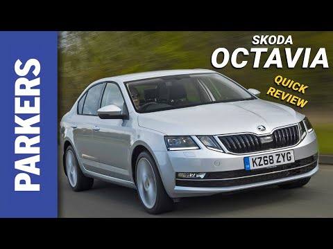 Skoda Octavia Hatchback (2013 - 2020) Review Video