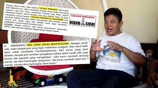 Polisi Tangkap Aris Wahyudi, Pemilik Situs Nikahsirri.com yang Isinya Lelang Keperawanan