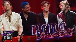 Tattoo Roulette W 5 Seconds Of Summer