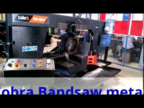 CHB 450 S Metal Cutting Bandsaw Machine