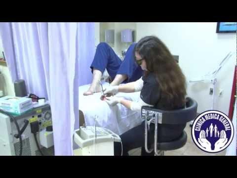 El dolor bajo la uña del pulgar del pie el tratamiento