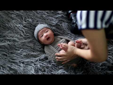 Chụp ảnh sơ sinh cho bé  tại Angel Studio - 343 Đội Cấn