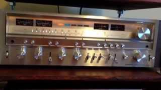 Vintage Pioneer SX-980 Demo