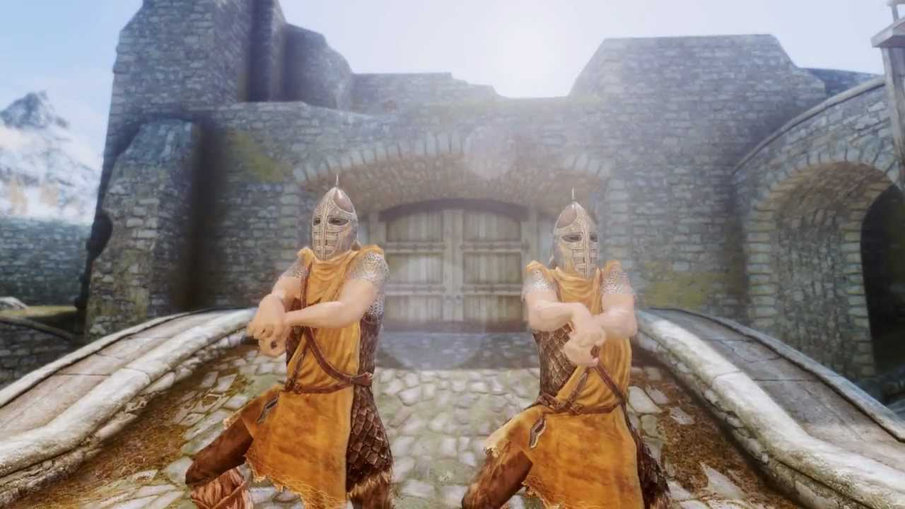 Gangnam Style Infiltrates Skyrim. Make. It. Stop.
