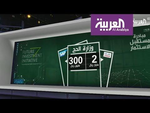 العرب اليوم - منتدى مبادرة مستقبل الاستثمار بالأرقام
