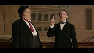 Stan & Ollie – Featurette | Steve Coogan and John C. Reilly As Laurel & Hardy