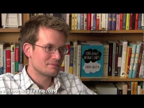 John Green Interview