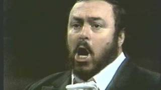 Luciano Pavarotti - Pesaro - 1986 -  Nessun dorma