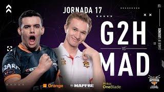 G2 Heretics VS MAD Lions E.C.   Jornada 17   Temporada 2019 Verano