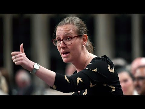 Question Period: Surf clam deal, Kinder Morgan pipeline, elections act — May 25, 2018
