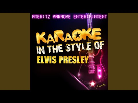 Flaming Star (Karaoke Version)