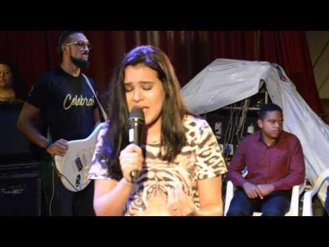Idma Brito - Preciso de ti (Ao vivo em Araguanã - TO)