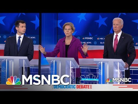 Women's Issues Take Center Stage At Democratic Debate | MSNBC