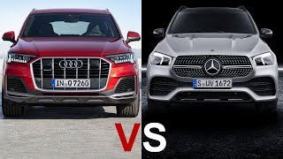 2020 Audi Q7 VS 2020 Mercedes GLE