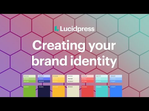 , title : '7 steps to creating a brand identity