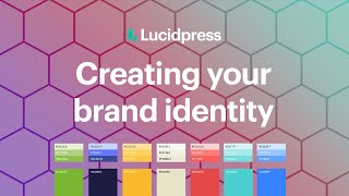 7 Steps To Creating A Brand Identity