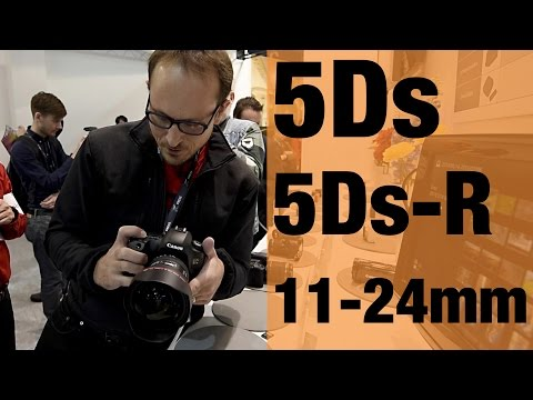 Canon 5Ds & 11-24mm f4 - Hands on & image review