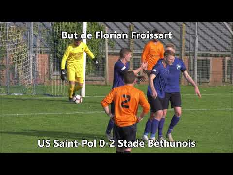 Coupe de la ligue Saint Pol - Seniors A