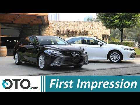Toyota Camry 2019 | First Impression | Ini Dia Perbedaannya! | OTO.com