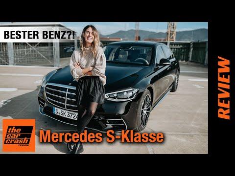 Mercedes S-Klasse (2021) 🖤 Das kann der beste Benz aller Zeiten! Fahrbericht | Review | Night Drive