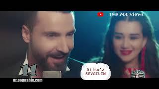 UZBEKISTAN TOP 40   Uzbek music, 2018