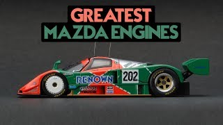 8 Greatest Mazda Engines Ever Produced