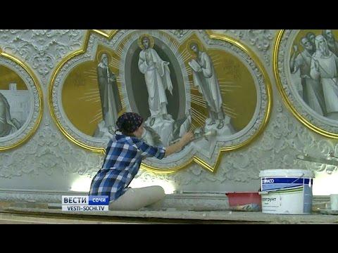 В одессе ограбили храм