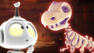Rob The Robot | Preschool Cartoon Show | Bone To Pick | Cartoons For Kids by Oddbods & Friends