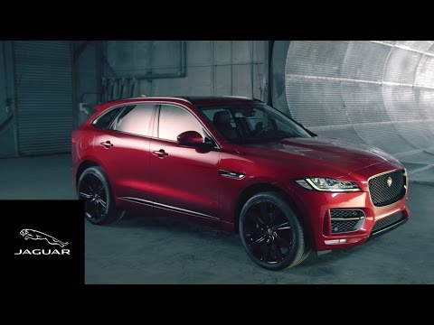 Jaguar F-PACE   Design Overview with Ian Callum
