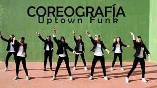 Coreografía / Choreography (Mark Ronson - Uptown Funk ft. Bruno Mars)