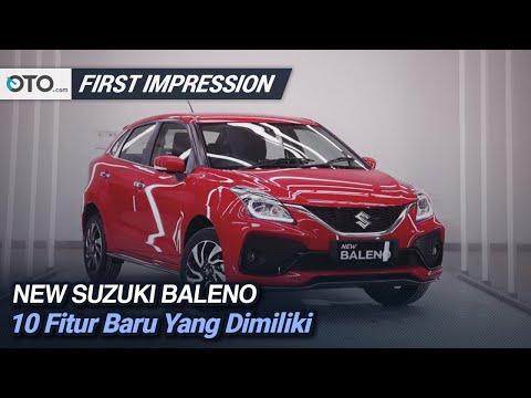 New Suzuki Baleno | First Impression | Apa Saja Bedanya | OTO.com