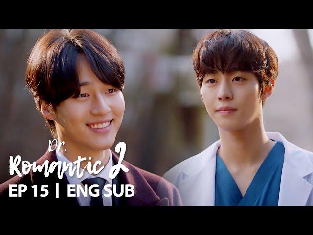 Yang Se Jong and Ahn Hyo Seop Meet Again! [Dr. Romantic 2 Ep 15]