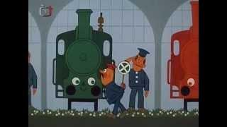 Pohádky o mašinkách 01 Nejvyšší pan železničář