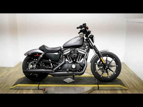 2017 Harley-Davidson Iron 883™ in Wauconda, Illinois - Video 1