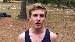 Cross Country Post-Meet | Area-3 Championship | Fr. Sutter Guttery | 10-25-18