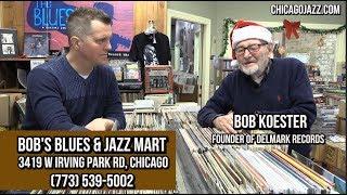 Around Town: Bob's Blues & Jazz Mart - Vintage Vinyl & CDs