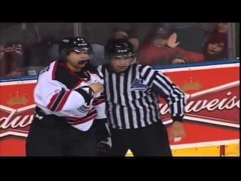 Kelly Bent vs Yanick Turcotte