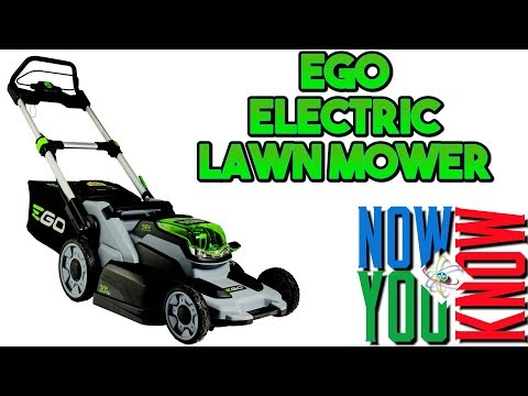 Ego Electric Lawn Mower Review